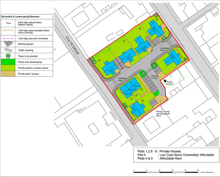 Private client. Re-development of Old Secondary School, Tomintoul